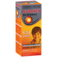Nurofen 5-12years Orange 200ml