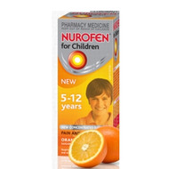 Nurofen 5-12years Orange 100ml