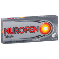Nurofen 200mg 24 Tablets