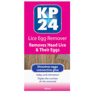 KP 24 Lice Egg Remover 100ml
