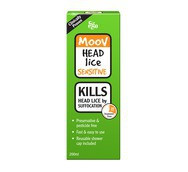 Ego Moov Head Lice Sensitive 200ml