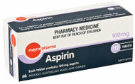 Mayne Pharma Aspirin Tablet 100mg