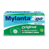 Mylanta 2 Go Original 48 Tablets