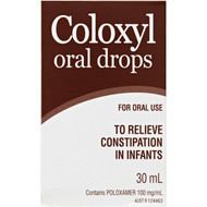 Coloxyl Paediatric Drops 30 ml