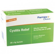 Pharmacy Choice Trust Cystitis Relief 4g X 28 Sachets