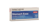 Pharmacy Action Stomach Ease 20mg 10 Tablets