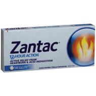 Zantac Relief 150mg 14 Tablets