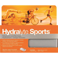Hydralyte Sports Orange 5 Pack