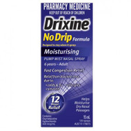 Drixine No Drip Moist Spray 15ml