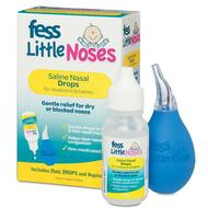 Fess Little Noses Drop + Aspirator 25ml