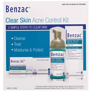 Benzac Clear Skin Pimple Kit