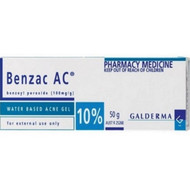 Benzac Acne Gel 10%  50gm