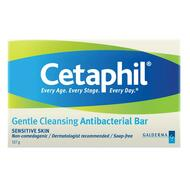 Cetaphil Anti - Bacterial Cleansing Bar 127g