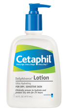 Cetaphil  Daily Advance Lotion 473ml