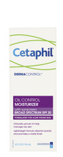 Cetaphil DermaControl Lotion SPF 30+ 118ml