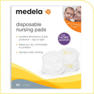 Medela Disposable Bra Pads (60 Pack)