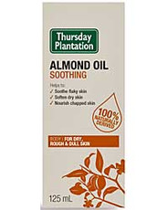 Thursday Plantation Almond Oil 125ml