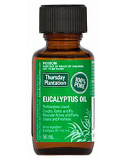 Thursday Plantation Eucalyptus Oil 100% Pure 50ml