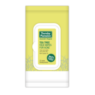 Thursday Plantation Face Wipes for Acne 25 Wipes
