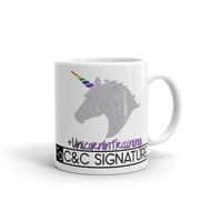 #UnicornInTraining Mug