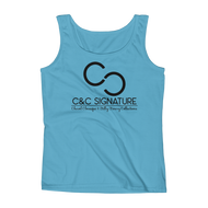 Ladies' C&C Logo Tank