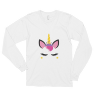 Unicorn Princess - Long sleeve t-shirt (unisex)