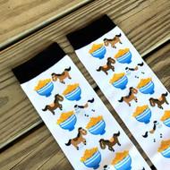 Pony Pony Macaroni Boot Socks