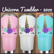 Unicorn Tumbler - 30oz