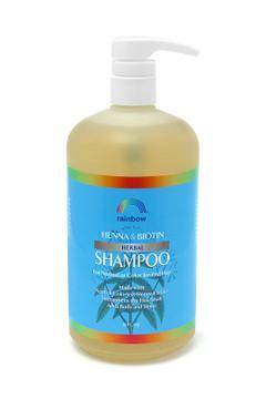 Henna & Biotin Shampoo 32oz