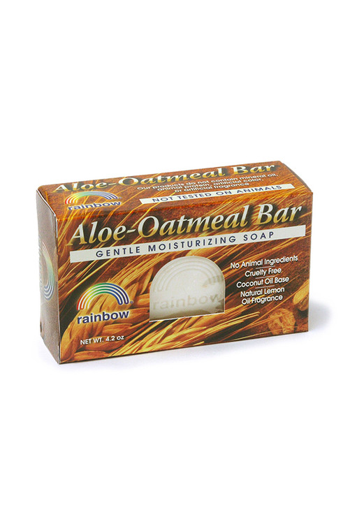 Aloe Oatmeal Bar Soap