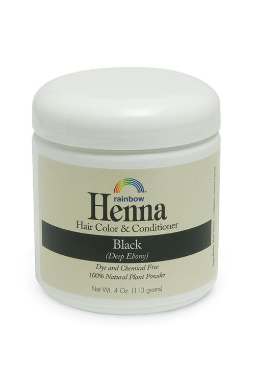 Henna Black 4oz,17oz,34oz.