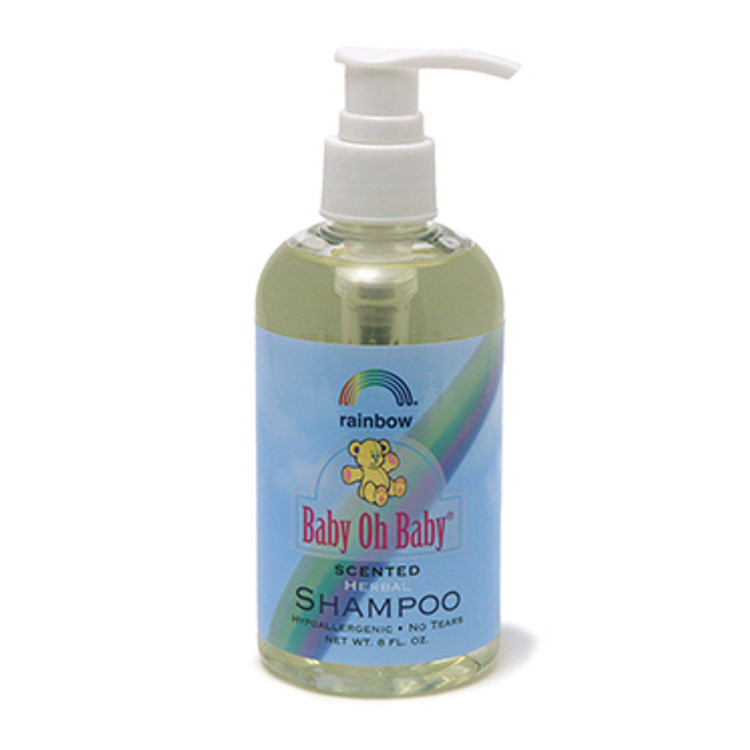 Baby Shampoo - Scented (Lavender/Chamomile)