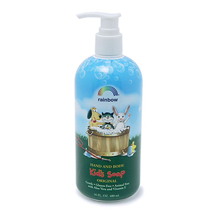 Kids Liquid Soap - Original Scent 16oz & 32oz