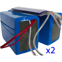 72V 30Ah V5 LiFePO4 Battery Packs