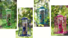 Blooms Squirrel Resistant Cage Feeder