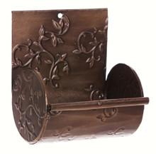 Embossed Antique Copper Nesting Box