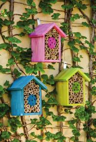 Bee Habitat Assortment of 3