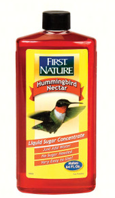 16 oz Red Hummingbird Nectar Concentrate