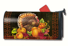 Give Thanks Turkey Mailwrap