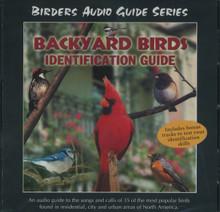 Backyard Birds Identification Guide CD