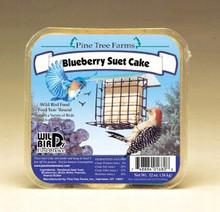 12 oz Blueberry Suet Cake