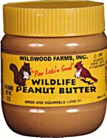 Wildlife Peanut Butter