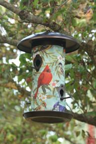 Bird Collage Bird Feeder