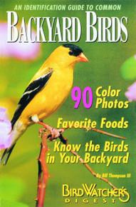 An Identif. Guide to Common Backyard Birds