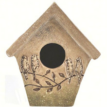 Perched Birds House