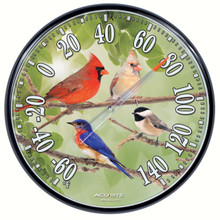 Accurite Songbirds Thermometer