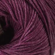 Premier Yarn Plum Cotton Fair Yarn (2 - Fine)