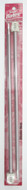 "Susan Bates Silvalume 2-Pack 14"" Single Point Knitting Needles (Size US 11 - 8 mm)"