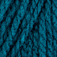 Red Heart Real Teal Super Saver Chunky Yarn (5 - Bulky)