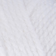 Red Heart White Super Saver Chunky Yarn (5 - Bulky)